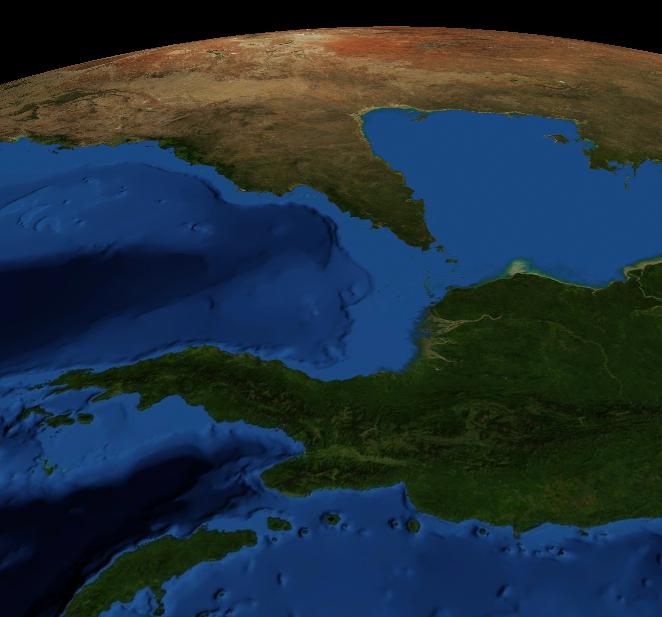 PNG satellite image
