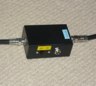Garex Electronics UK VHF/FM preamplifier