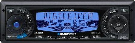 Blaupunkt Digiceiver DSP cassette receiver Verona